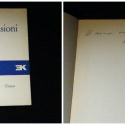Roberto Fuselli Espressioni – Editoriale Kursaal Firenze 1970