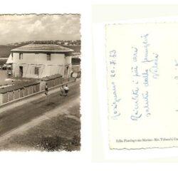 Cartolina Rosignano Solvay Bagni Liana