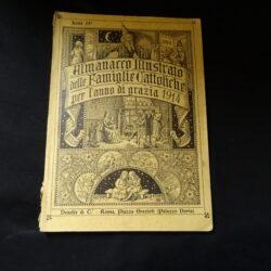 Almanacco illustrato delle famiglie cattoliche per l'anno di grazia 1914