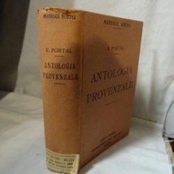 E. Portal – Antologia provenzale – Manuali Hoepli Milano 1911