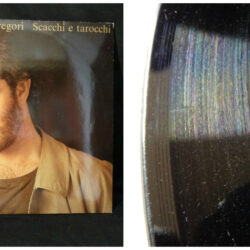 Francesco De Gregori – Sacchi e tarocchi – RCA  Printed in Italy PL70845 – Vinile 33 giri