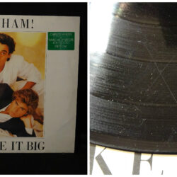 Wham! Make it big CBS Records 1984 Holland – EPC 86311 – Vinile 33 giri