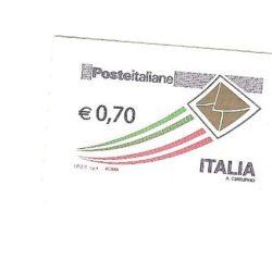 Italia Repubblica Posta Italiana 2009-2014 0,70€ – nuovo