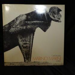Mario Marini scultore – Carlo Pirovano – Electa Editrice 1972