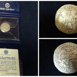 Medaglia commemorativa Rorary club – Operazione Polio Plus 1985