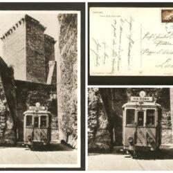 Cartolina Cagliari Torre di S. Pancrazio – viaggiata