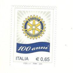 Italia Repubblica 2005 Rotary International