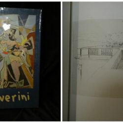 G. Severini disegni e incisioni – scelti e annotati da Piero Pacini – La Nuova Italia Firenze 1977
