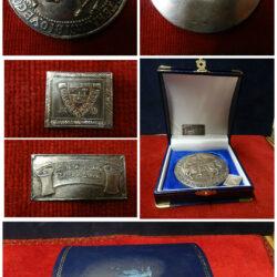 Medaglia commemorativa Antico uffizio della Zecca di Lucca