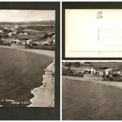 Cartolina Cuglieri S. Caterina Albergo