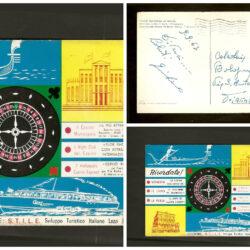 Cartolina Casinò Express – Casinò Municipale di Venezia