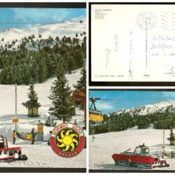 Bormio Funivia – Gatto delle nevi