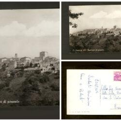 Cartolina La Sassa – Panorama di Ponente