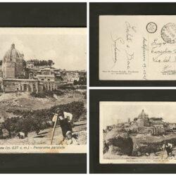 Cartolina Montefiascone Panorama parziale