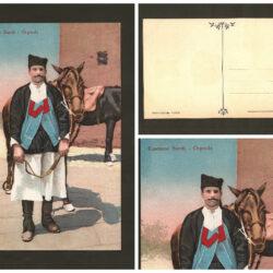 Cartolina Costumi Sardi Orgosolo