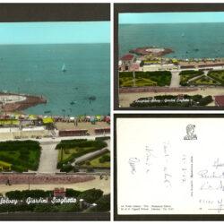 Cartolina Rosignano Solvay Giardini Scoglietto