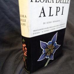 Flora delle Alpi – Luigi Fenaroli – Aldo Martello Editore 1955