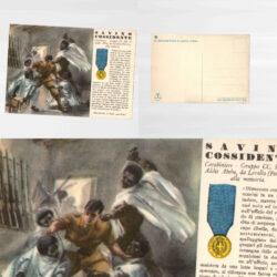 Cartolina Medaglie d'oro N°10