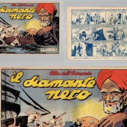 Albi dell'intrepido n° 180 Anno 1949 – Universo