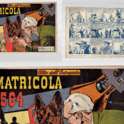 Albi dell'intrepido n° 202 Anno 1949 – Universo