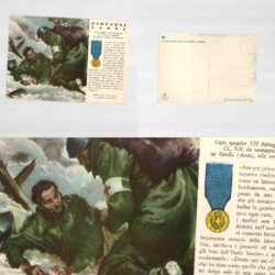 Cartolina Medaglie d'oro N°24