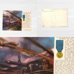 Cartolina Medaglie d'oro N°39