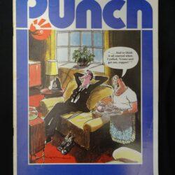 Magazine Punch 8 October 1980