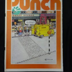 Magazine Punch Summer Number 1980