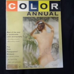 Color annual 1957 Popular photography