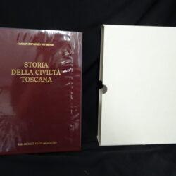 Storia della civiltà Toscana – Le Monnier – 2000 – Cassa di Risparmio di Firenze Vol. I Comuni e Signorie