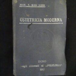 Ostetricia moderna – dono agli abbonati al Pollicino – 1917