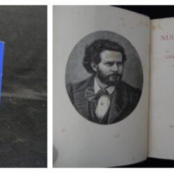 Nuove poesie di Giosuè Carducci – Edizione quarta – Bologna Zanichelli 1881