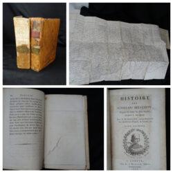 Histoire des suisses ou helvetiens – P.H. Mallet – Geneve G.J. Manget Libraire 1803 – Tome1-4