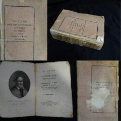 La prima e la seconda cena Novelle di Antonfrancesco Grazzini – Milano Tipografia de'Classici Italiani 1810