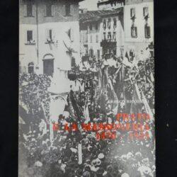 Prato e la massoneria 1870-1923 – Franco Riccomini – Atanor 1988