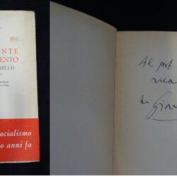 Giovanni Spadolini Un dissidente del Risorgimento (Giuseppe Montanelli) Le Monnier Firenze 1962 firma autore