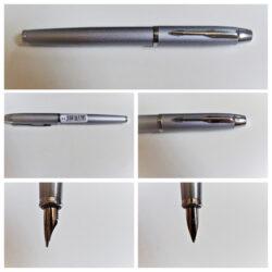 Parker Penna stilografica Metal silver 3501170856291