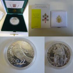Moneta celebrativa lettera enciclica 1993