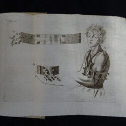 Lezioni sulle malattie delle ossa del Sig. Boyer ridotte in un trattato completo da Anthelmo Richerand – Tradotte per la prima volta in italiano con figure – Tomo I-II Napoli 1805