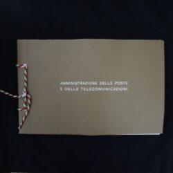 Italia 1981 Libretto Emissione Carte Valori Postali