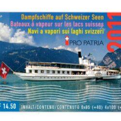 Libretto pro patria Svizzera 2011
