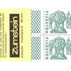 Libretto Svizzera 1984