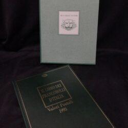 ITALIA REPUBBLICA 1995 LIBRO DEI FRANCOBOLLI COMPLETO NUOVO MNH**