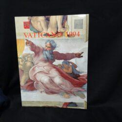 1994 VATICANO LIBRO FRANCOBOLLI – NUOVO TUTTE LE EMISSIONI // VATICAN OFFICIAL YEARBOOK NEW