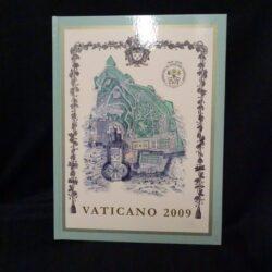 2009 VATICANO LIBRO FRANCOBOLLI – NUOVO TUTTE LE EMISSIONI // VATICAN OFFICIAL YEARBOOK NEW