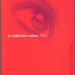 Francobolli Svizzera – Libro francobolli 2003 – Nuovo