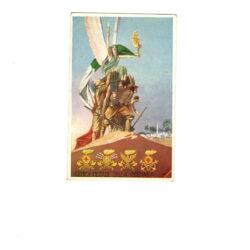 Cartolina Militare – Genio militare della Cirenaica