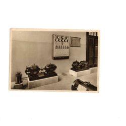 Cartolina Scuola Industriale Leonardo Da Vinci Firenze – Laboratorio di elettrotecnica