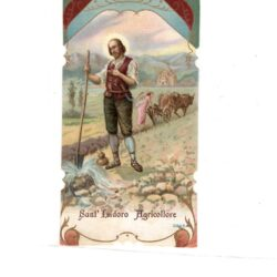 Santino Sant'Isidoro Agricoltore