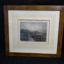 Incisione 1800 formato medio – Abingdon Berkshire